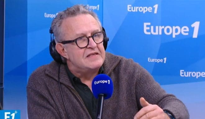 Michel Field sur Europe1 le 14 mars 2016