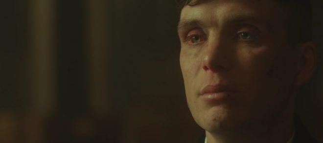 "Thomas Shelby (Cillian Murphy) dans ""Peaky Blinders"" saison 2"