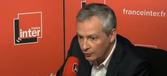 Bruno Le Maire sur France Inter le 11 avril 2016