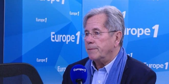 Jean-Louis Debré sur Europe1 le 19 avril 2016