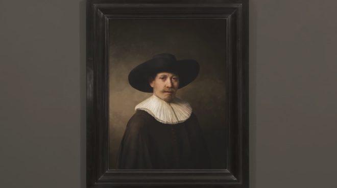 """""""Le Nouveau Rembrandt"""""""