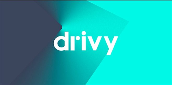 Le logo de la start-up Drivy
