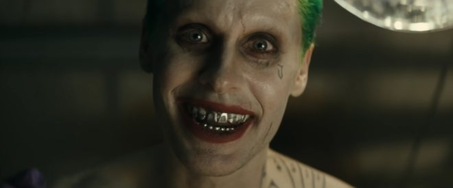 "Jared Leto dans ""Suicide Squad"""