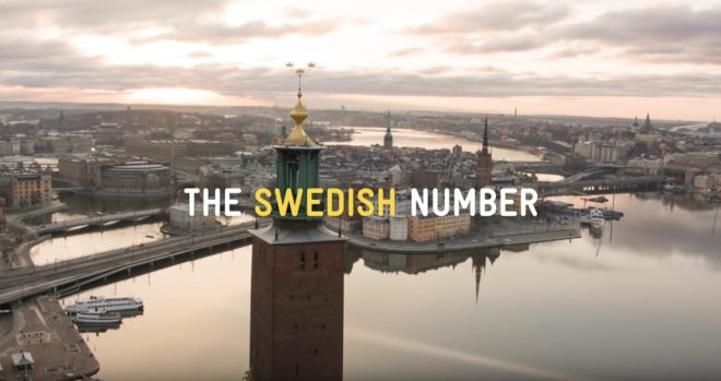 """The Swedish Number"""