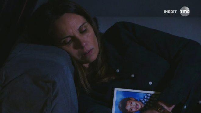 """Cathy (Les Mystères de l'Amour saison 12, épisode 15 """"Dramatiques remords"""")"""