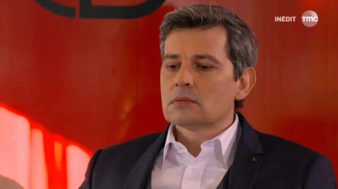 """José (Les Mystères de l'Amour saison 12, épisode 19 """"Pièges en tous genres"""")"""
