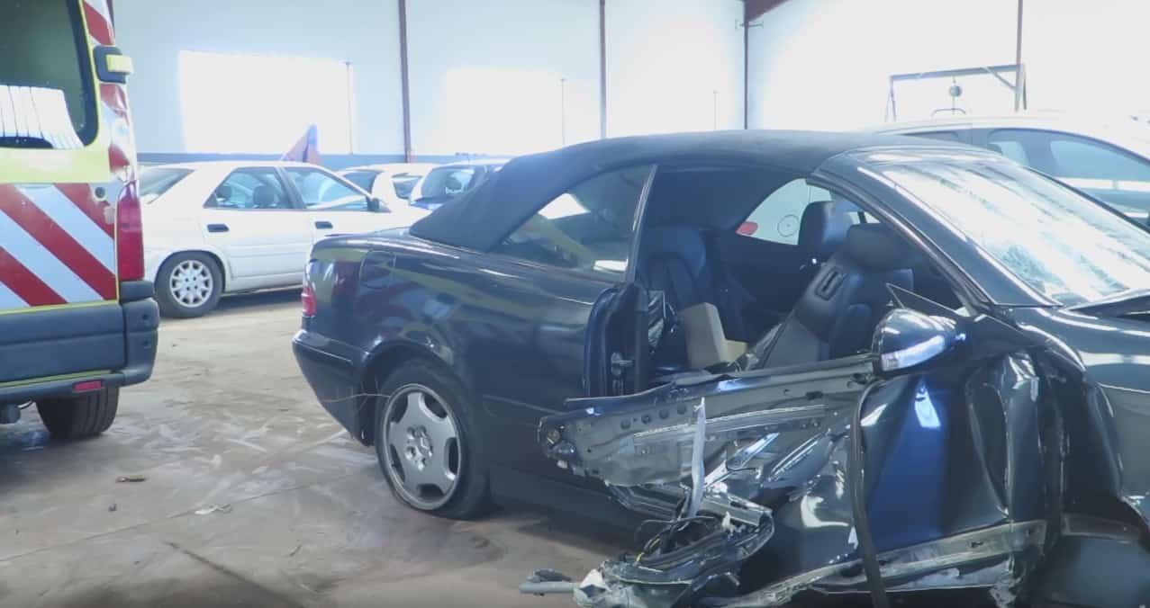 Is re mortel accident sur l 39 a7 trois jeunes victimes - Accident de voiture coup du lapin ...
