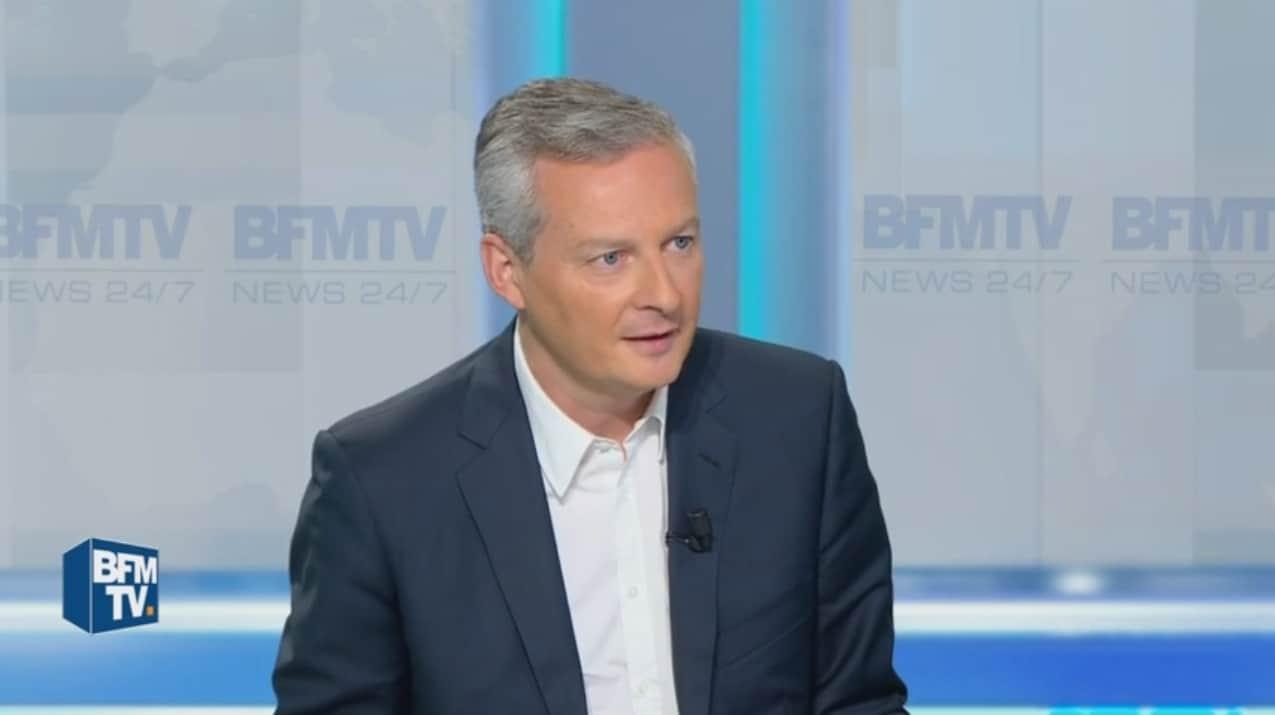 Bruno Le Maire sur BFMTV le 28 juin 2016