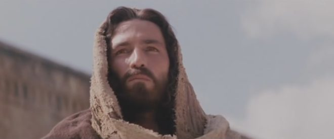 "Jim Caviezel dans ""La Passion du Christ"""