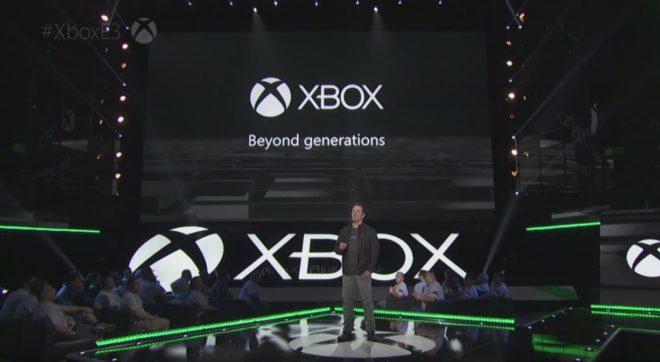 Phil Spencer durant la conférence Microsoft pré-E3 2016