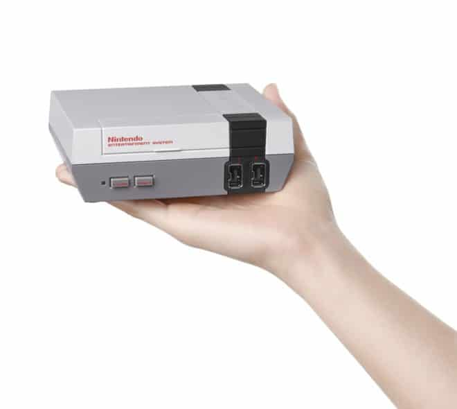 """La """"mini NES Classic Edition"""""""