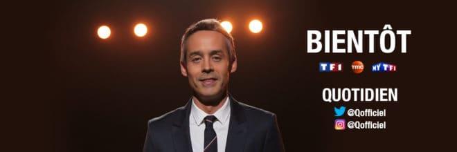 """""""Quotidien"""", la nouvelle émission de Yann Barthès"""