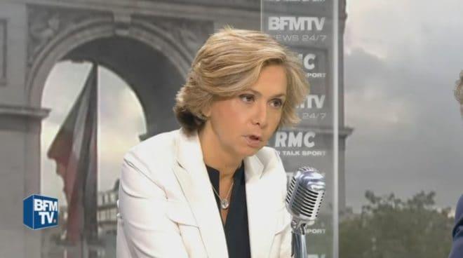 Valérie Pécresse sur BFMTV et RMC le 12 juillet 2016
