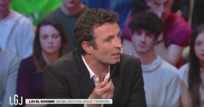 """Victor Robert au """"Grand Journal"""" de Canal+"""