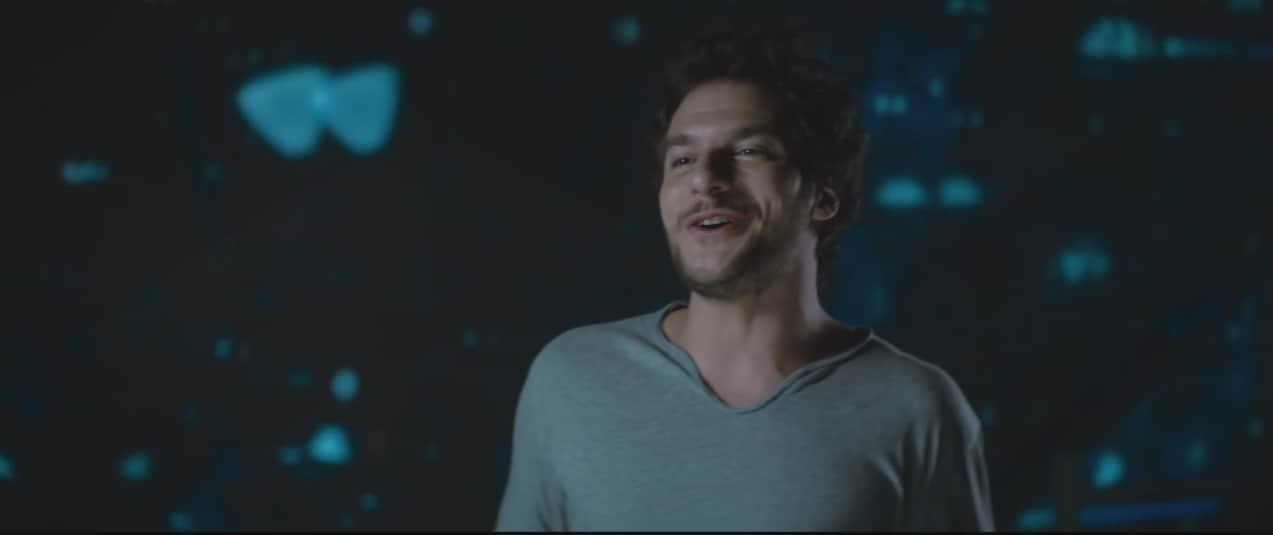 "Amir dans son clip ""J'ai cherché"""