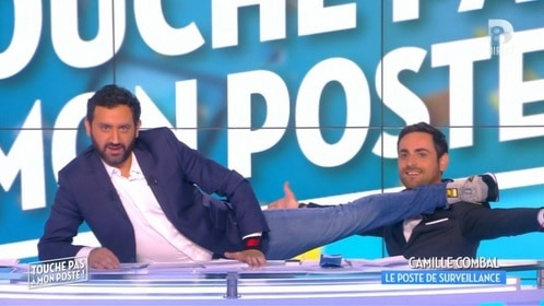Cyril Hanouna évoque la concurrence en access TV