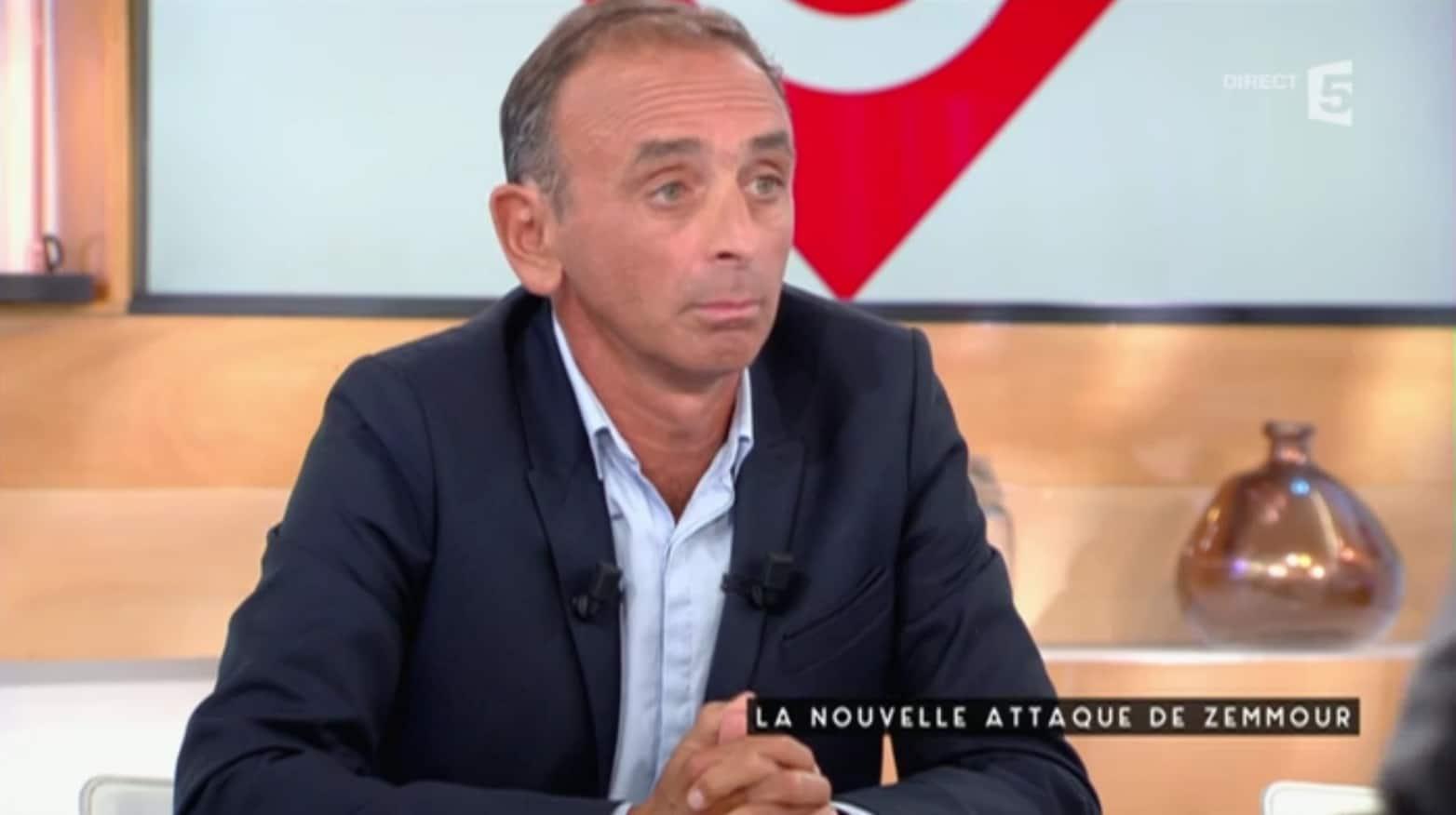 Zemmour accusé de faire l'apologie du terrorisme, un procureur saisi