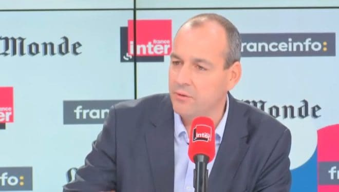 """Laurent Berger, invité de l'émission """"Questions politiques"""" du 25 septembre 2016"""