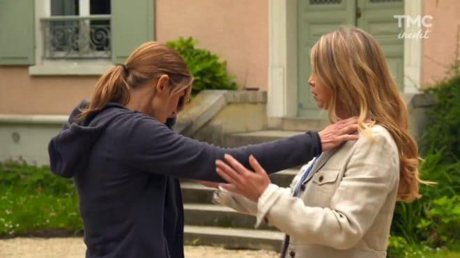 """Laly et Hélène (Les Mystères de l'Amour saison 13 épisode 7, """"C'est la fête"""")"""