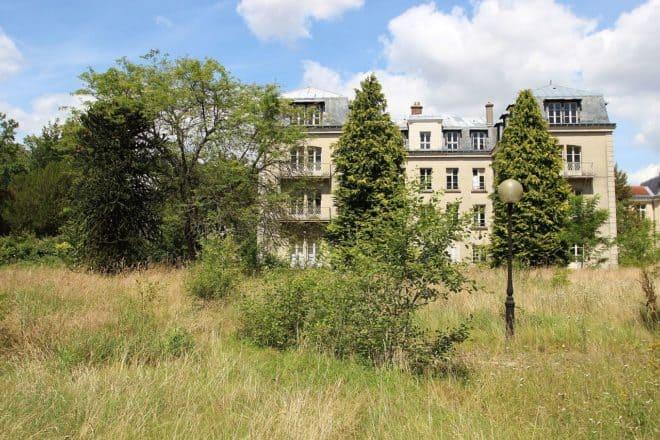 Le centre d'accueil de Forges-les-Bains