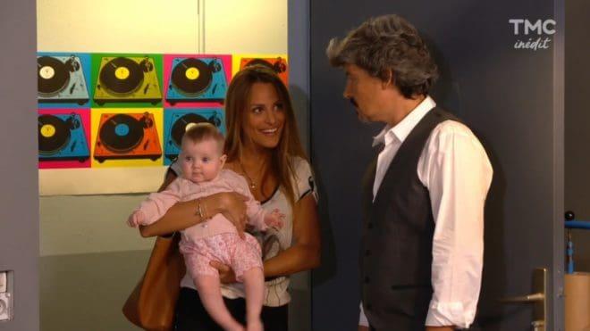 """Béatrice, Julia et José (Les Mystères de l'Amour saison 13, épisode 22 """"Lorsque l'enfant paraît"""")"""
