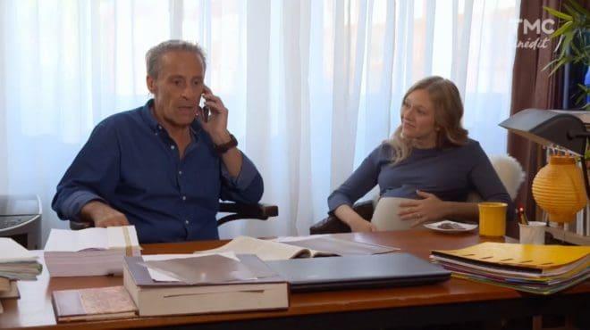 """Roger et Annette (Les Mystères de l'Amour saison 14 épisode 1 """"Une sublime journée"""")"""