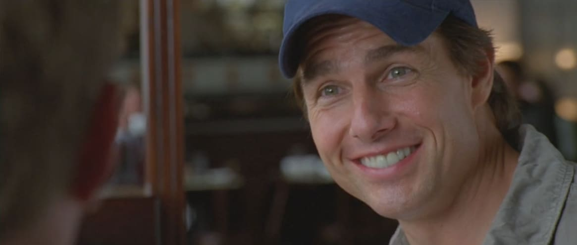 """Tom Cruise dans """"Night and Day"""""""