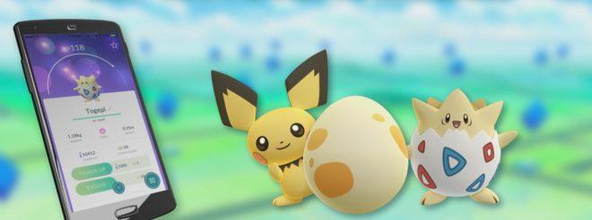 La mise à jour de Noël 2016 de Pokémon Go