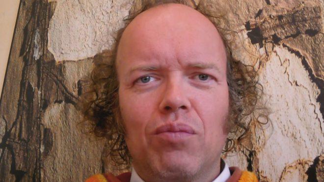 """Sylvain Durif, le """"Christ cosmique"""""""