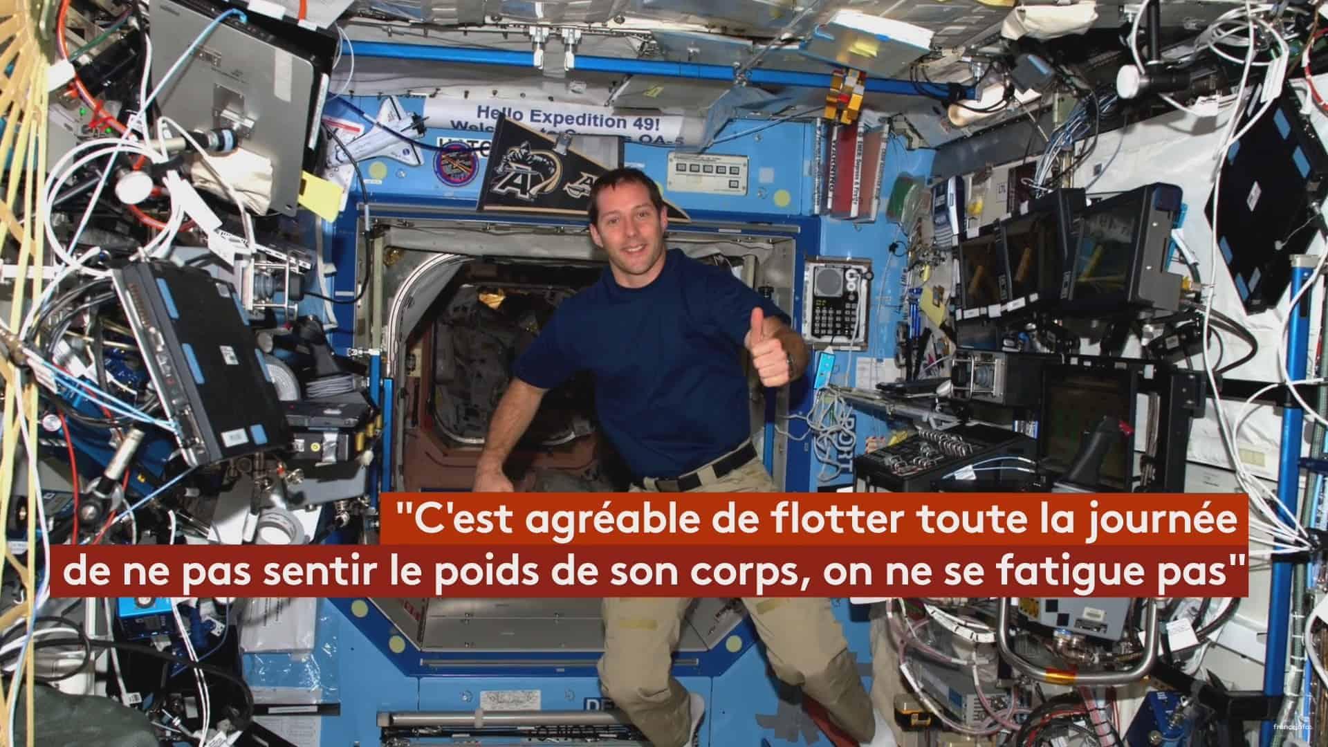 """Thomas Pesquet : un """"envoyé spatial"""" qui a déjà """"raté quelques atterrissages"""""""