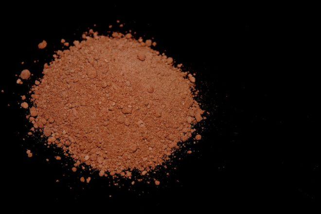 Du chocolat en poudre. Photo d'illustration.