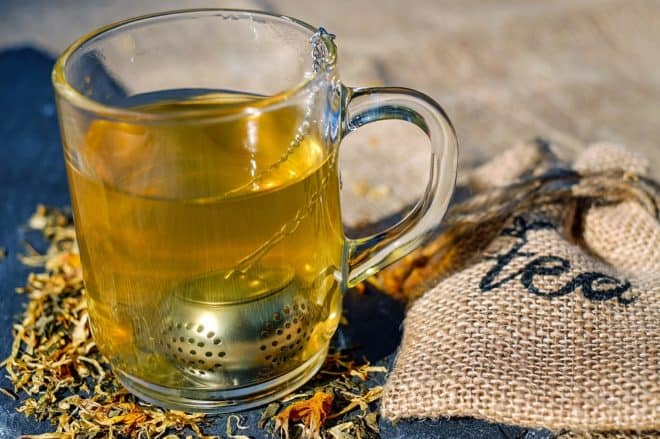 Des substances nocives dans la camomille — Kusmi Tea