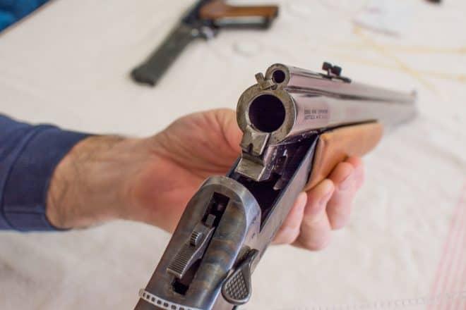 Photo d'illustration. Un fusil.