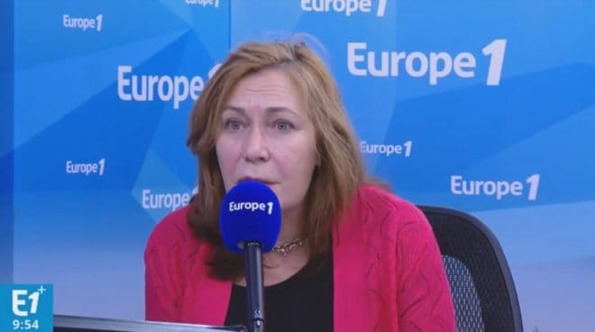 Mémona Hintermann-Afféjee sur Europe 1 le mercredi 18 janvier 2017