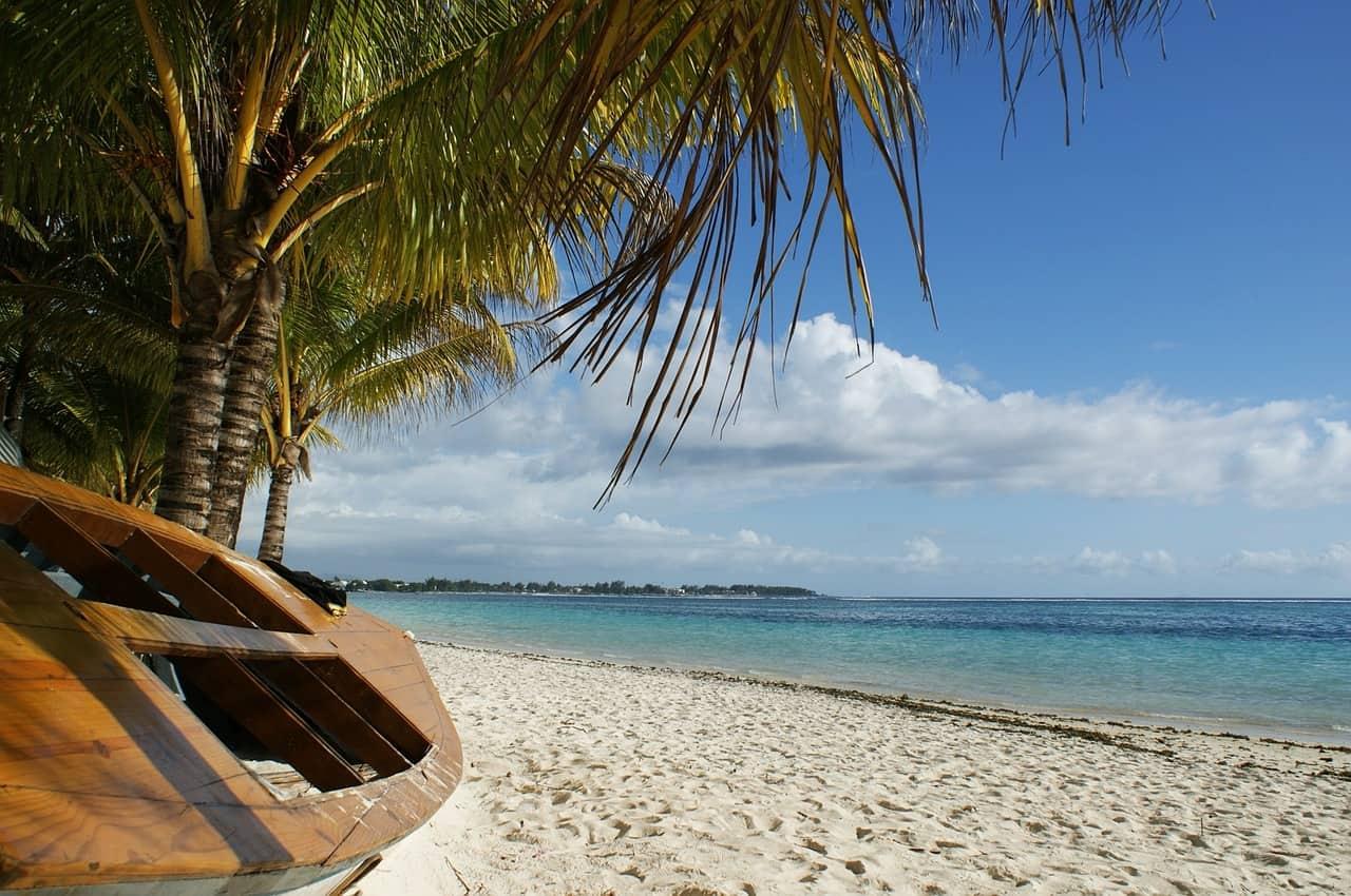 Photo d'illustration. Une plage de l'île Maurice