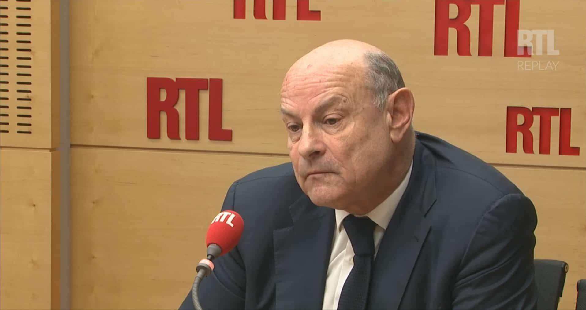 Jean-Marie Le Guen sur RTL le mardi 28 février 2017