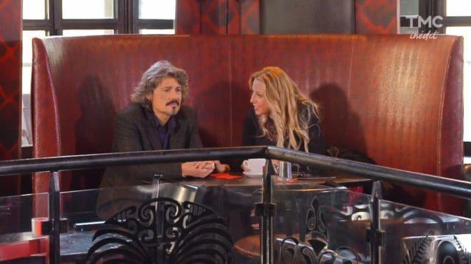 """José et Caroline (Les Mystères de l'Amour saison 14, épisode 15 """"Un scoop mortel"""")"""