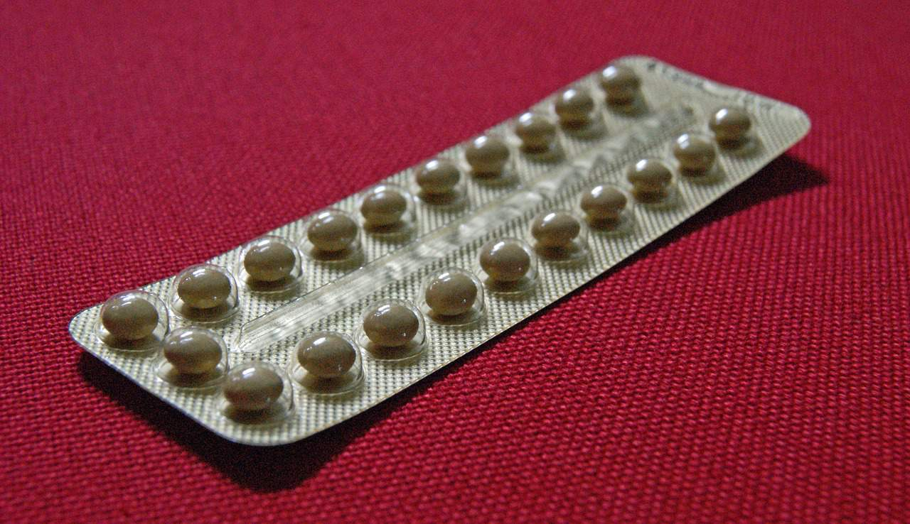 Pilules contraceptives. Image d'illustration.