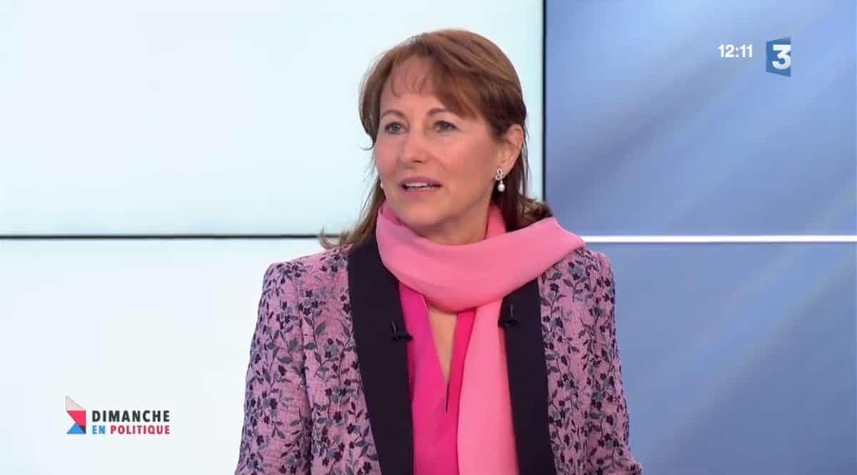"""Ségolène Royal invitée de """"Dimanche en politique"""" sur France 3 le dimanche 5 février 2017"""