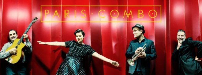 Réputé pour sa vitalité, Paris Combo prouve aussi sa longévité. Apparu en 1995, Paris Combo compte déjà cinq albums, des tubes en pagaille, une nomination aux Victoires de la Musique et deux décennies de concerts dans le monde entier. Le groupe, emmené par la chanteuse icône Belle du Berry part du jazz, de la musette, […]