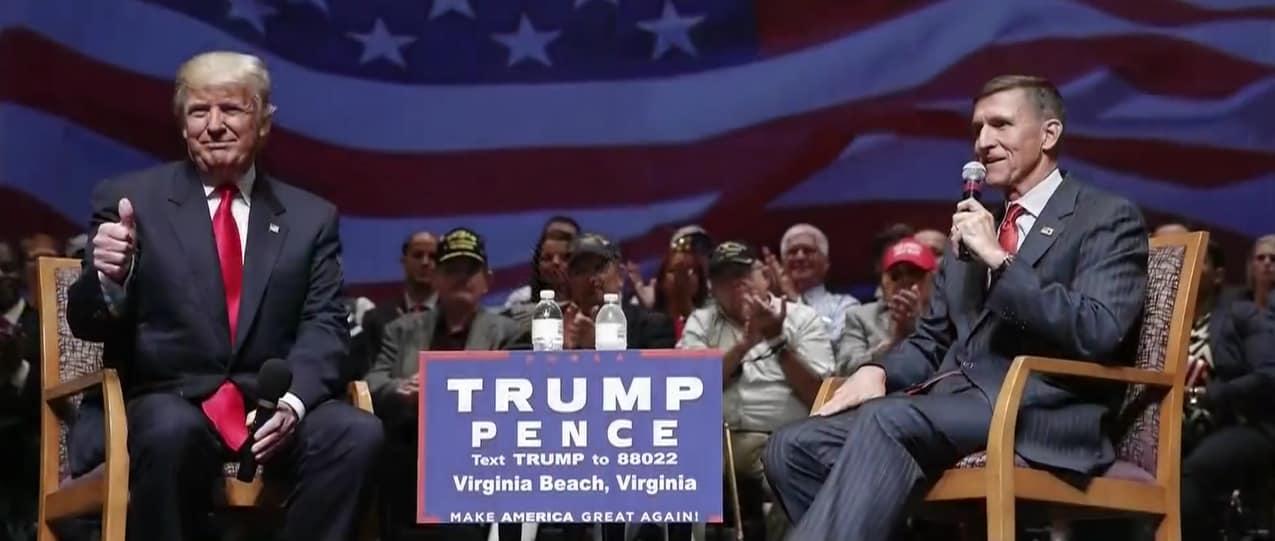 Donald Trump et Mike Flynn
