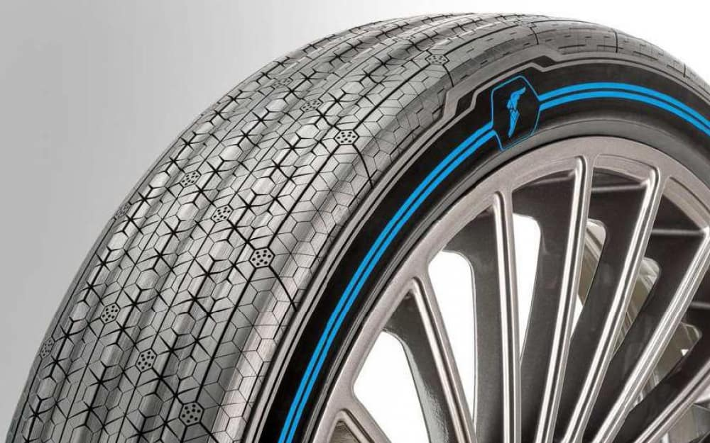 Le pneu intelligent de Goodyear