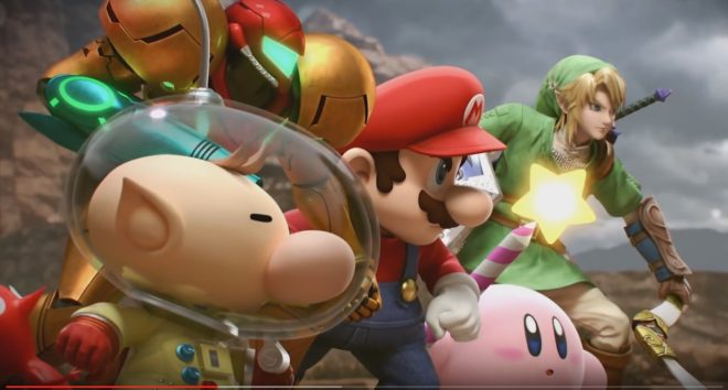 Super Smash Bros for 3DS/Wii U
