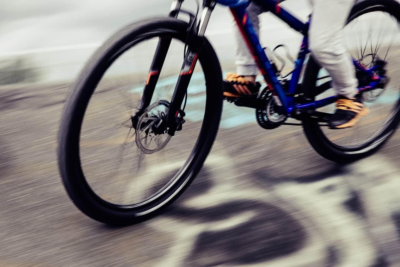 Photo d'illustration. Un vélo.