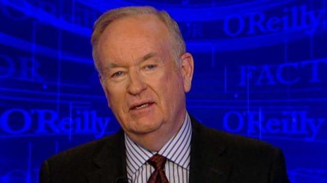L'ex-animateur de Fox News Bill O'Reilly