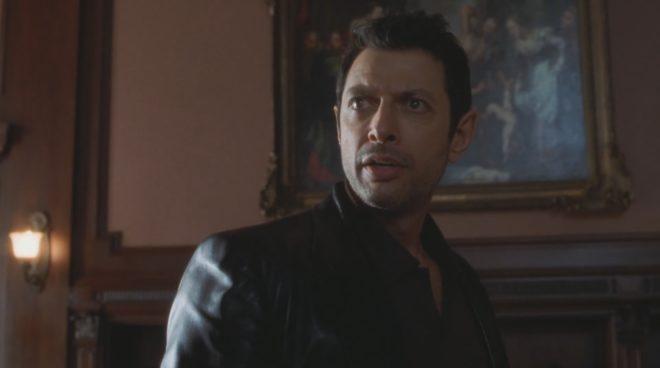"""Jeff Goldblum dans """"Le Monde perdu : Jurassic Park"""""""