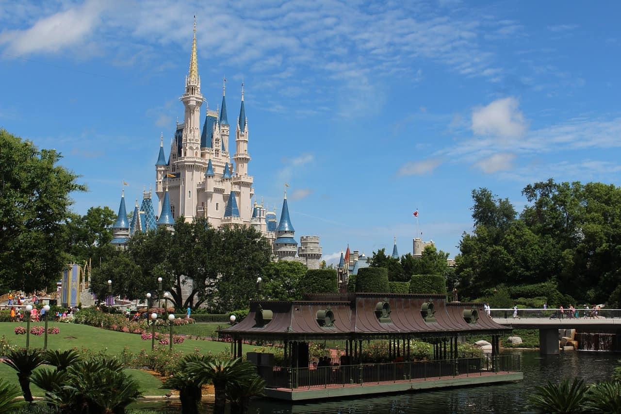 Photo d'illustration. Disney World.
