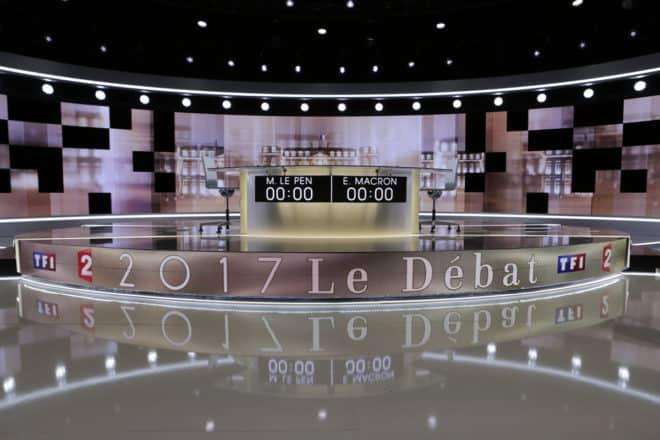 Le Debat - Macron / Le Pen