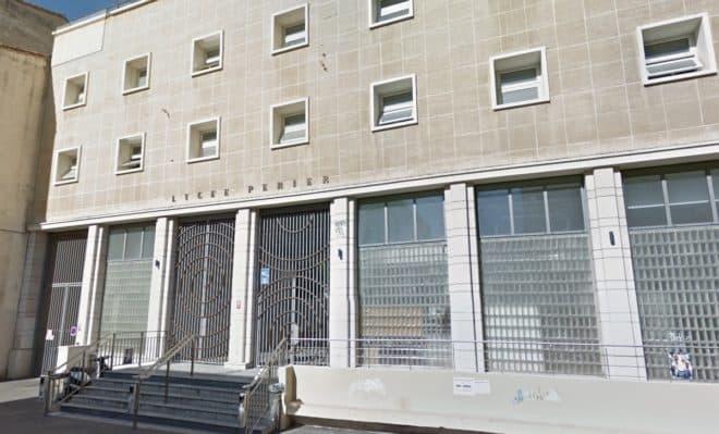 Photo d'illustration. Le lycée Périer à Marseille.