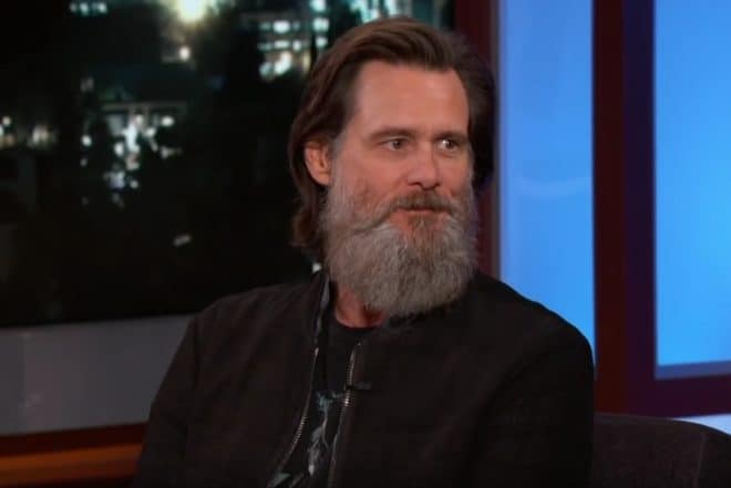 "Jim Carrey invité du ""Jimmy Kimmel Live"""